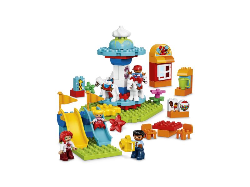 Lego Duplo 10841 Wesołe Miasteczko Sklep Internetowy Planetaklockowpl