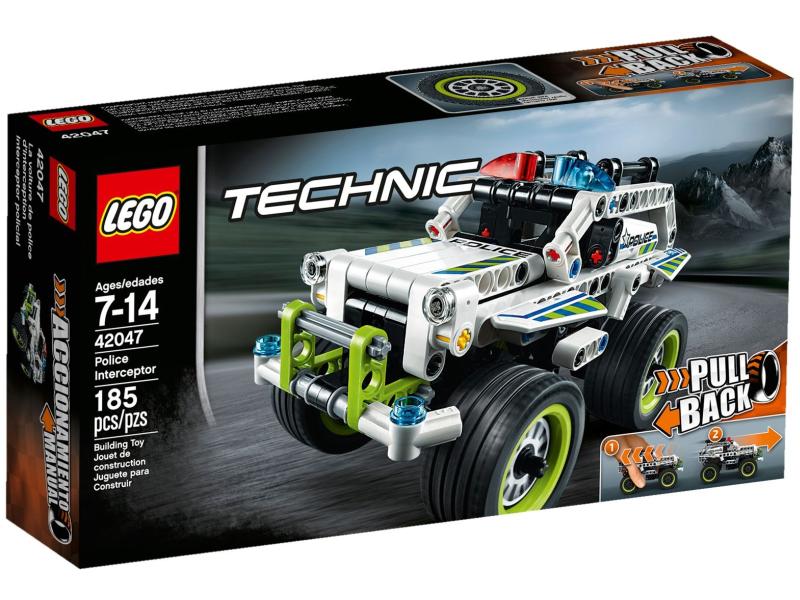 Lego Technic 42047 Radiowóz Pościgowy Sklep Internetowy