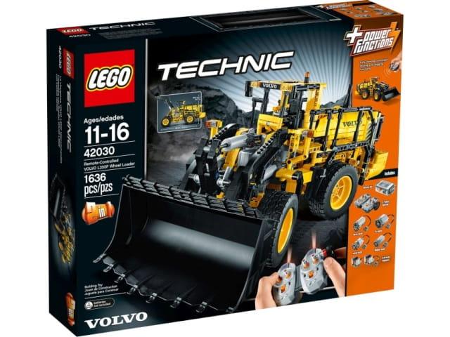 Lego Technic Koparka Volvo Zestaw 42030 Zdalnie Sterowana