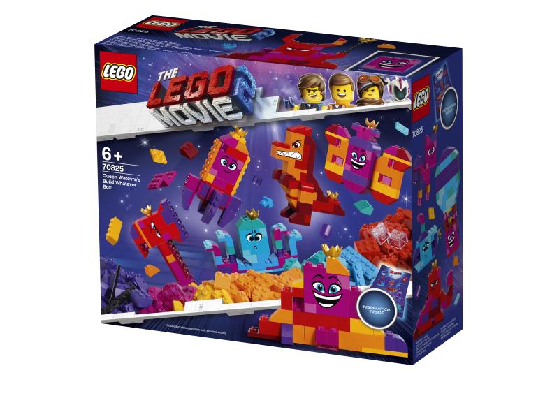 Lego Movie 70825 Pudełko Konstruktora Królowej Wisimi Sklep