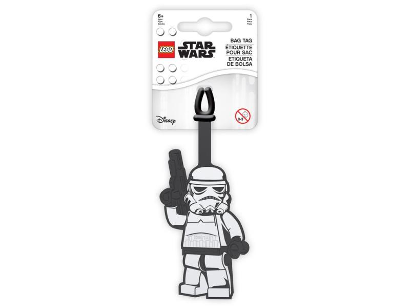 09db7006590d5 LEGO Star Wars 52235 Zawieszka do bagażu lub plecaka Stormtrooper ...
