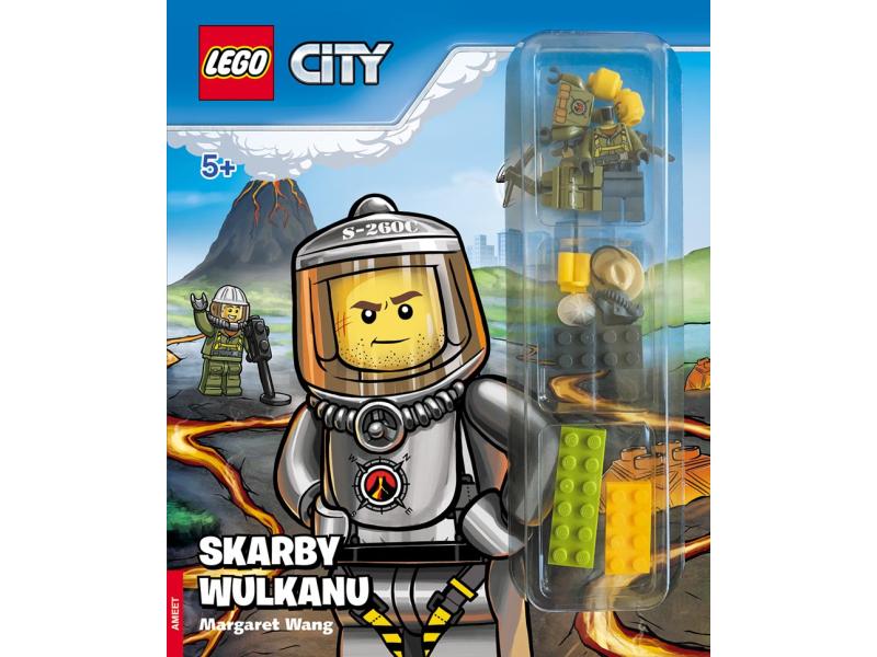 Lego City Lsb10 Skarby Wulkanu Sklep Internetowy Planetaklockowpl