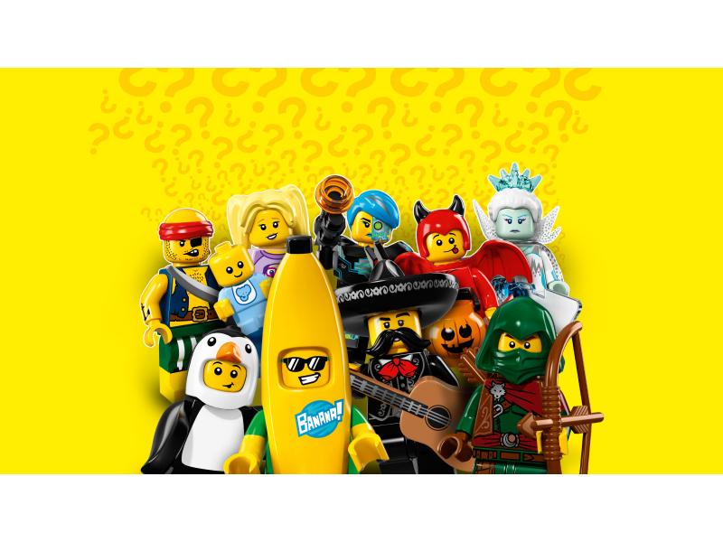 Lego 71013 Minifigurki Seria 16 Sklep Internetowy Planetaklockowpl