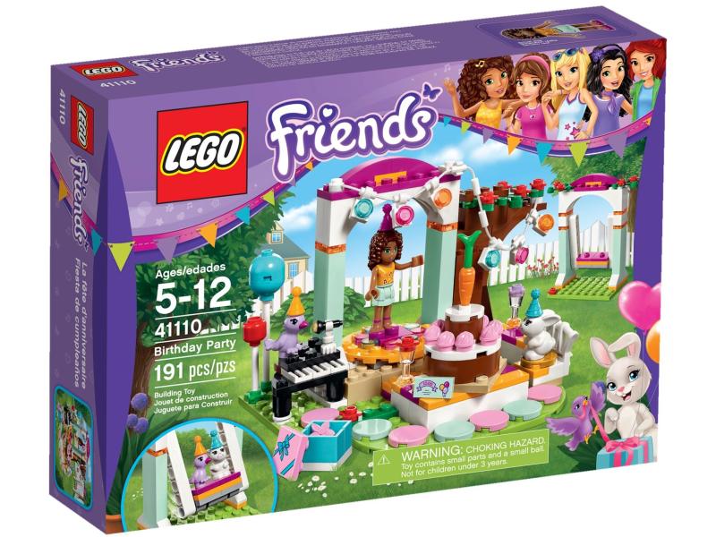 Lego Friends 41110 Przyjęcie Urodzinowe Sklep Internetowy