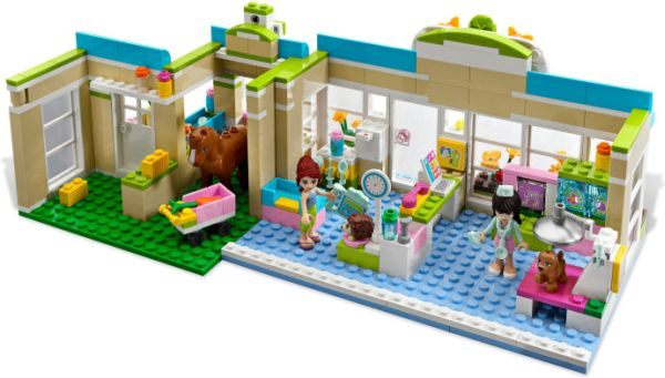 Lego Friends 3188 Weterynarz Sklep Internetowy Planetaklockowpl