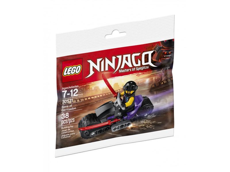 Lego Ninjago Polybag 30531 Synowie Garmadona Sklep Internetowy