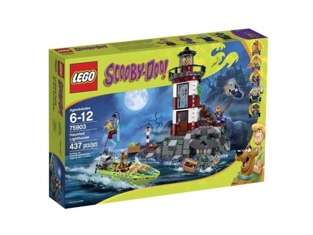 Lego Scooby Doo 75903 Nawiedzona Latarnia Sklep Internetowy