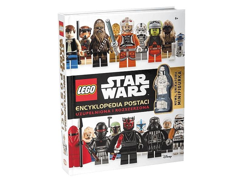 Lego Star Wars Lse302 Encyklopedia Postaci Uzupełniona I