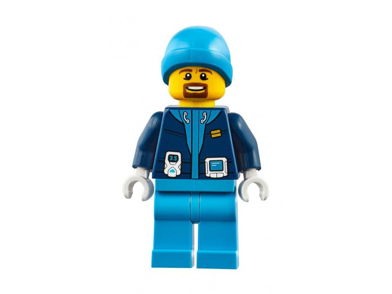 Lego City 60196 Arktyczny Samolot Dostawczy Sklep Internetowy