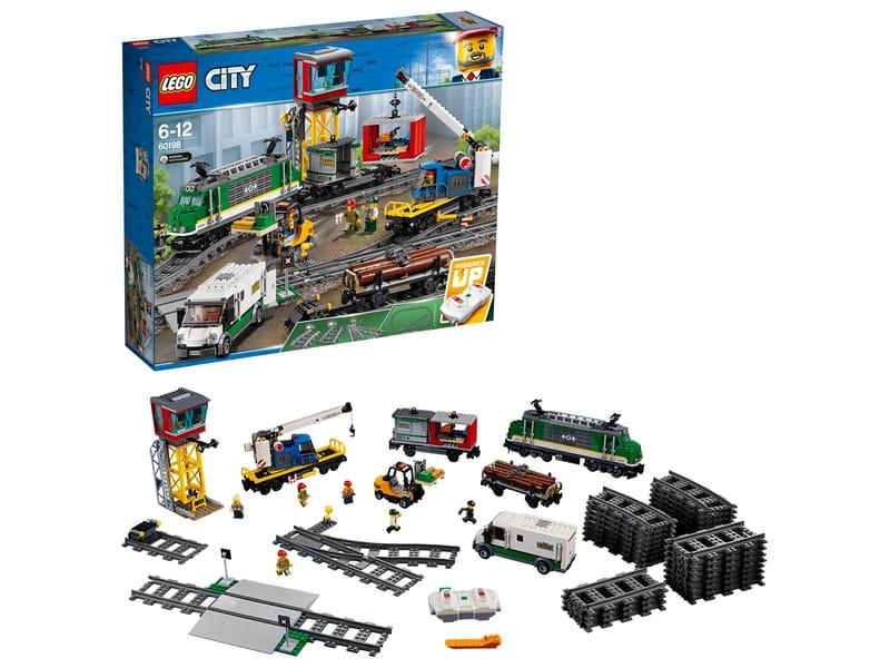 Lego City 60198 Pociąg Towarowy Sklep Internetowy Planetaklockowpl