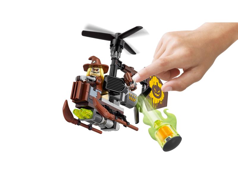 LEGO Batman Movie 70913 Strach na Wróble i straszny pojedynek