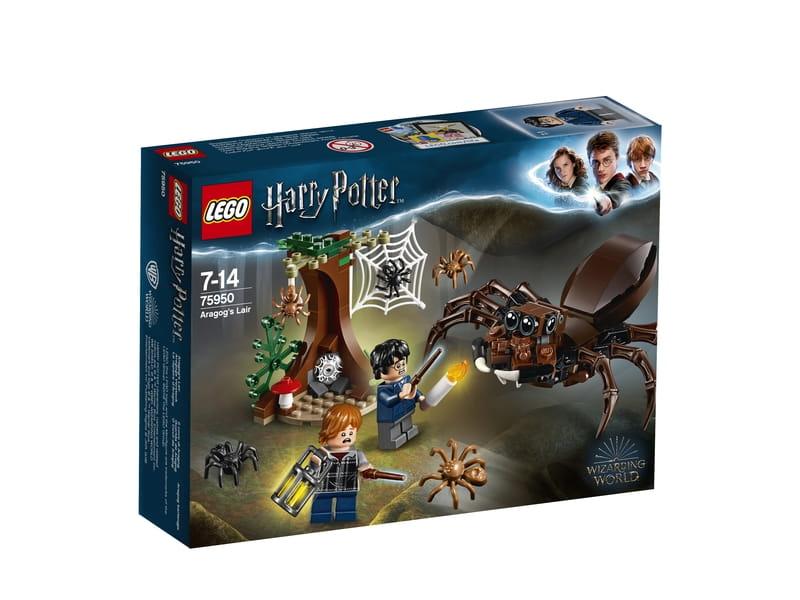 Aragog/'s Lair LEGO Brand New LEGO-75950
